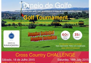 2015-07-18 Benamor Classic Golf Tournament