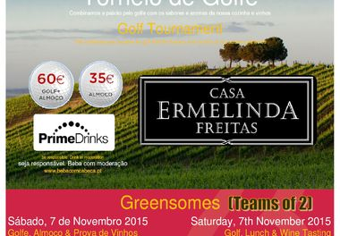 2015-11-07 Benamor Classic Golf Tournament