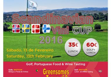 Scandinavian Vini Cup Tournament 2016 by Herdade da Mingorra