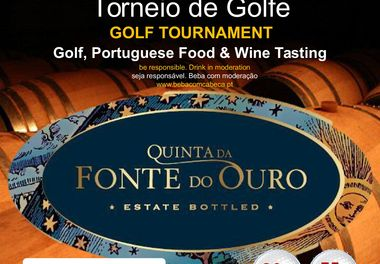 Benamor Classic Golf Tournament by Quinta da Fonte do Ouro