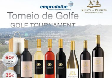 Benamor Classic Golf Tournament by Quinta do Francês