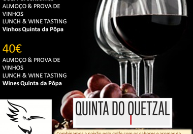 Benamor Classic Golf Tournament by Quinta do Pôpa & Quinta do Quetzal