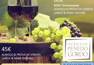 Scandinavian Vini Cup Tournament 2020 by Herdade Penedo Gordo