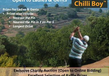 Chilli Boy Charity Golf Challenge 2020