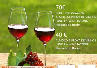 Benamor Classic Golf Tournament by Herdade do Rocim