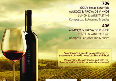 Benamor Classic Golf Tournament by Anselmo Mendes & Kompassus