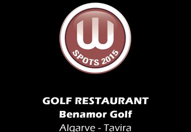 Benamor Golf Restaurant acknowledged