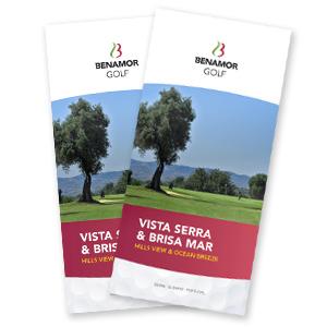 Benamor Golf General Brochure